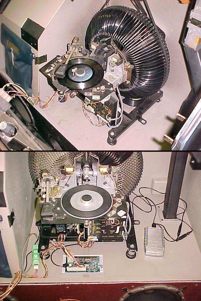 Upgrade Your Rowe/AMI Vinyl Jukebox to an MP3 Hard Disk Drive