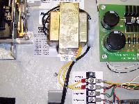25-Volt Power Transformer (Radio Shack 273-1512B)